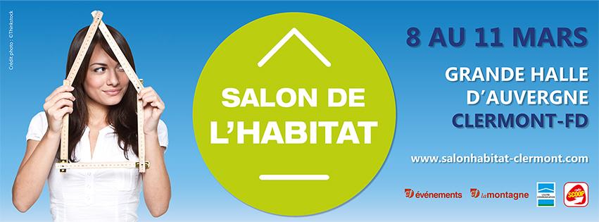 Salon de l'habitat de Clermont-Ferrand (63)